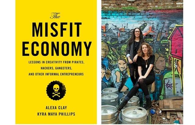 """""""The Misfit Economy"""":Libro"""